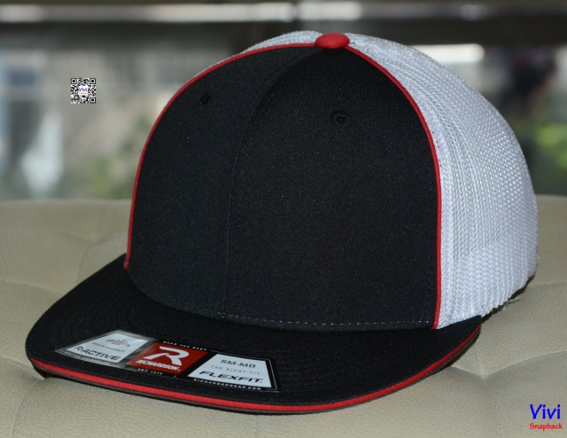 Richardson Fitted Trucker Snapback