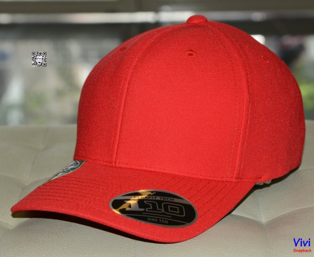 The 110 Cool & Dry Mini Pique In Red Cap