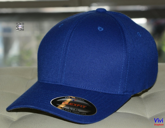The Flexfit Navy Cap