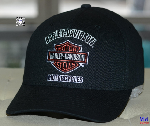 Harley Davison Motorcycles Fitted Cap nón