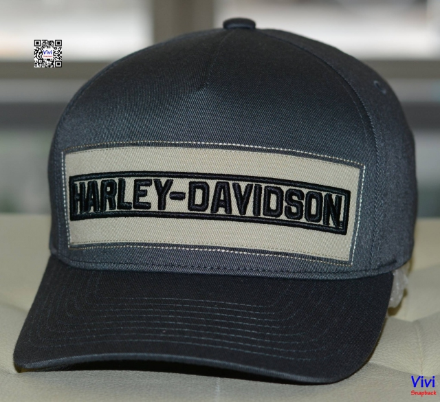 Harley Davison Fitted Cap