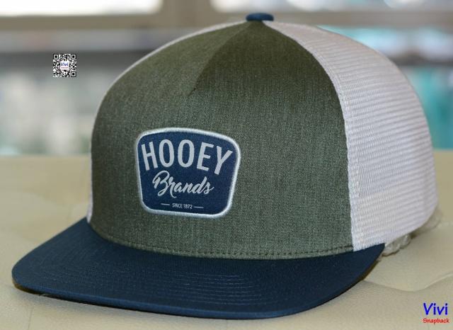 Hooey Brands 1872 Trucker Snapback