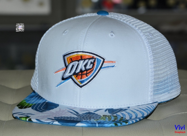 Top of the World OKC Paradise Trucker Snapback