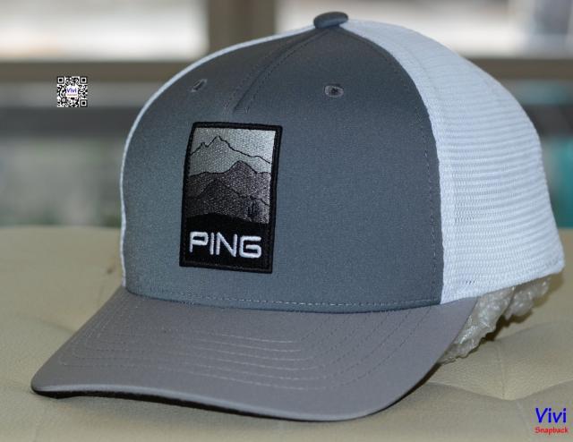Ping Trucker Cap