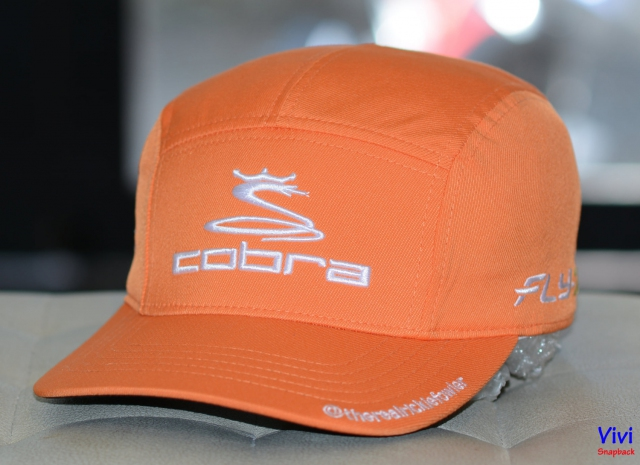 Puma Cobra Golf 5 Panel Cap