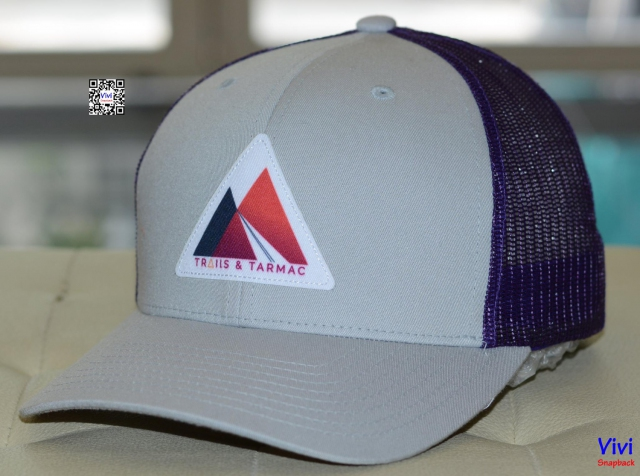 Trails and Tarmac Trucker Cap