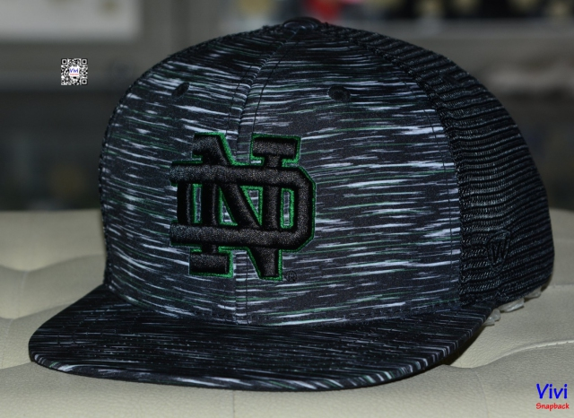Top of the World Notre Dame Fighting Irish Trucker Snapback