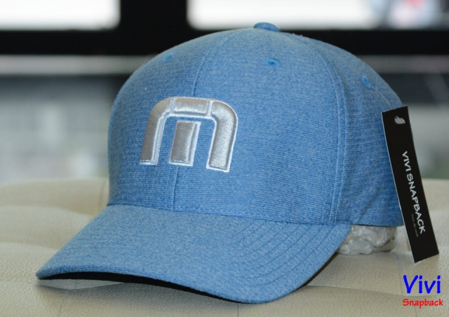 Travis Mathew B - Bahamas logo Fitted Cap