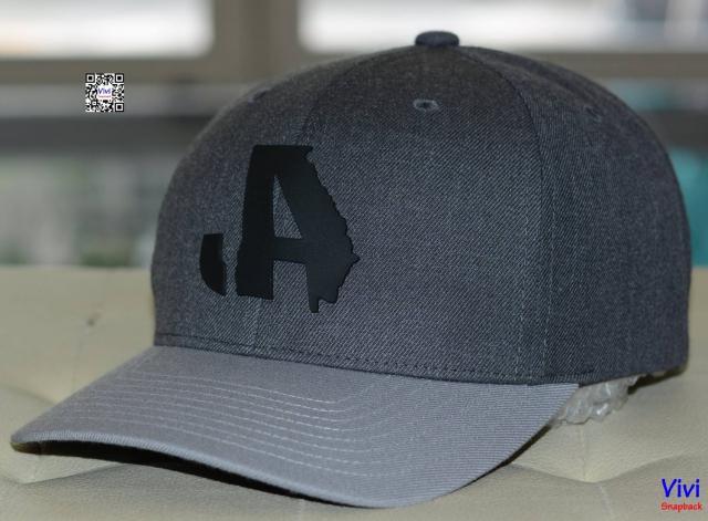 Jason Aldean Flat Brim Logo Cap