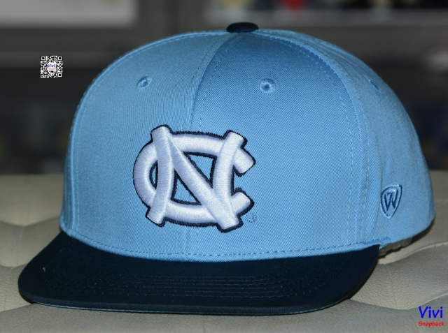 Top of the World North Carolina Tar Heels NCAA Maverick Snapback
