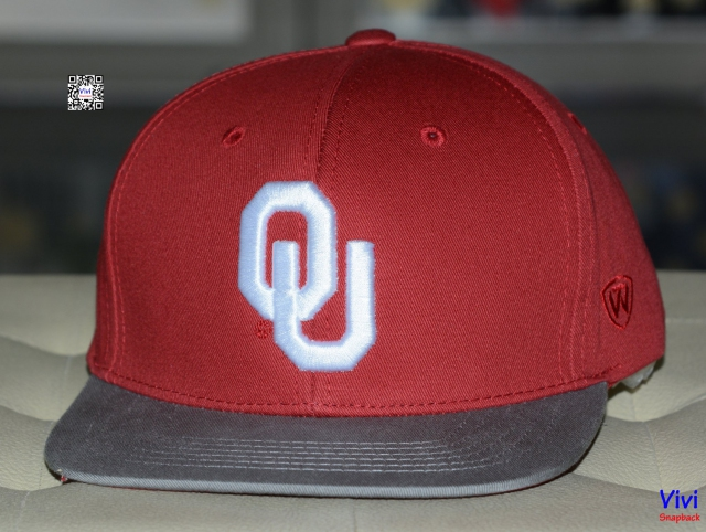 Top of the World Oklahoma Sooners NCAA Maverick Snapback