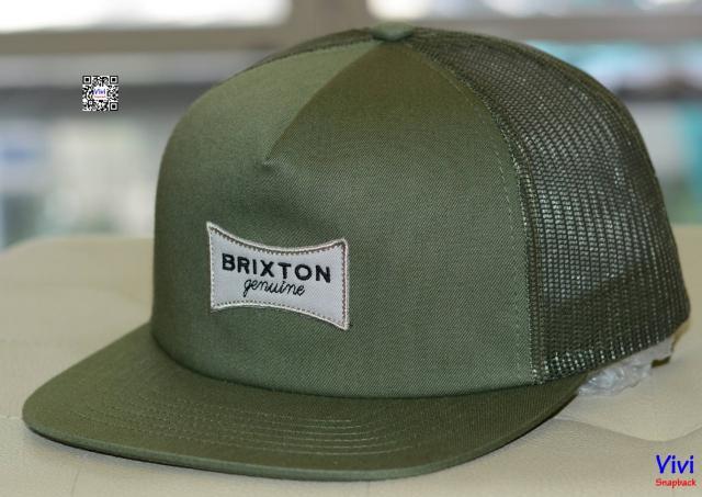 Brixton Ramsey Trucker SnapBack