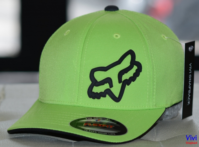 Nón Fox Signature Flexfit Hat Green