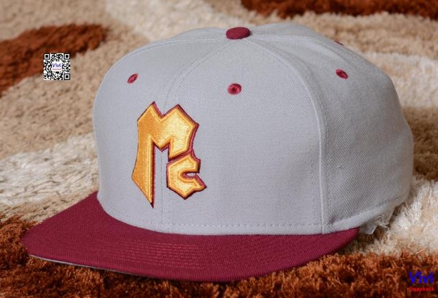 Nike MC NCAA Wool True College Fitted Snapback