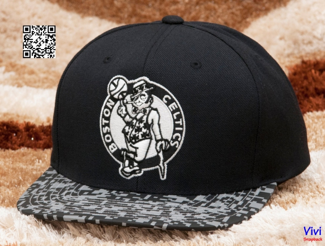Mitchell & Ness Celltics Snapback