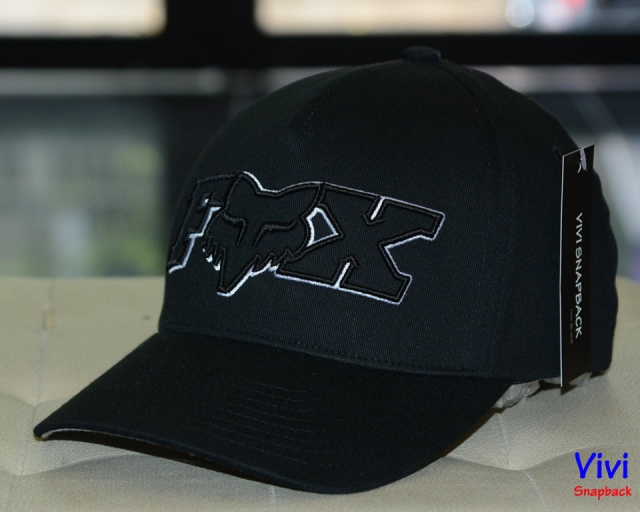 Fox Racing Duel Head Flexfit Cap
