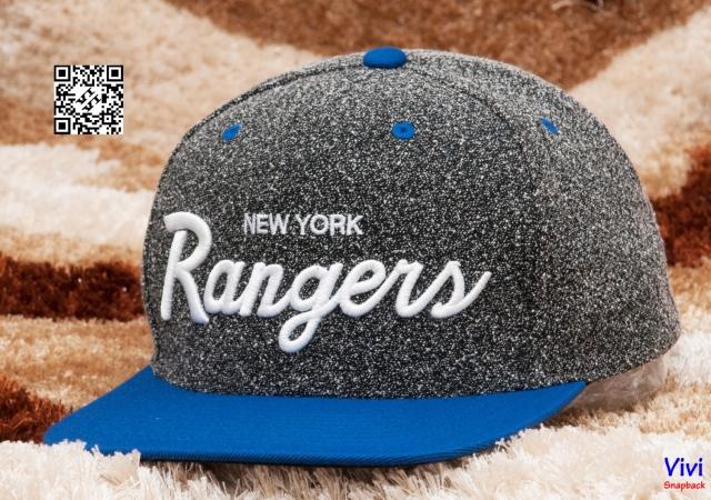 Mitchell & Ness Rangers Snapback