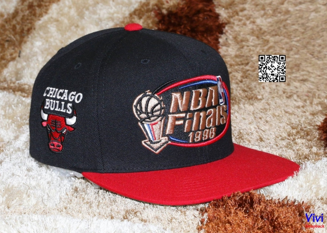 Mitchell & Ness NBA Finals Snapback