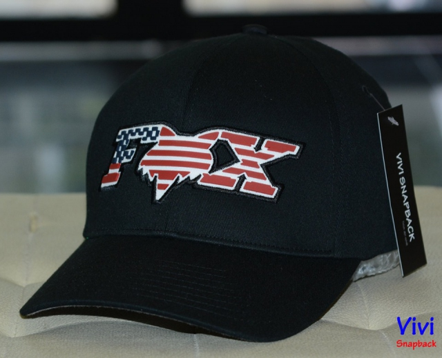 Fox Racing Flag Head X Flexfit Cap