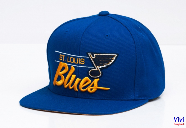Mitchell & Ness ST.Louis Blues Snapback