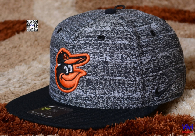 Nike Baltimore Orioles MLB New Day Snapback