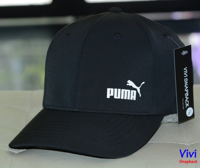 Puma Force Basics Flexfit Cap Black