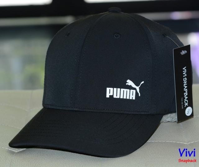 Puma Force Basics Flexfit Cap Black