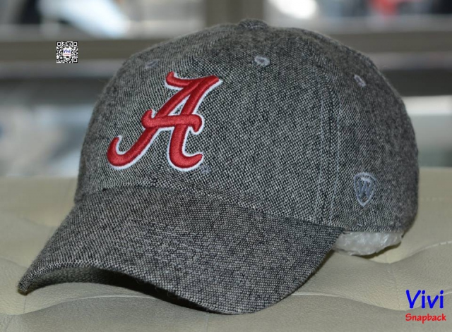 Nón lưỡi Alabama Crimson Tide