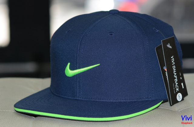 Nón Snapback Nike Golf True Statement Flat Bill Fitted