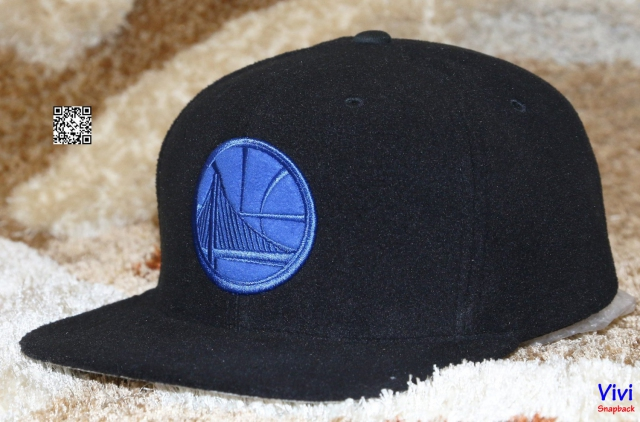 Mitchell & Ness Warriors Snapback Nỉ