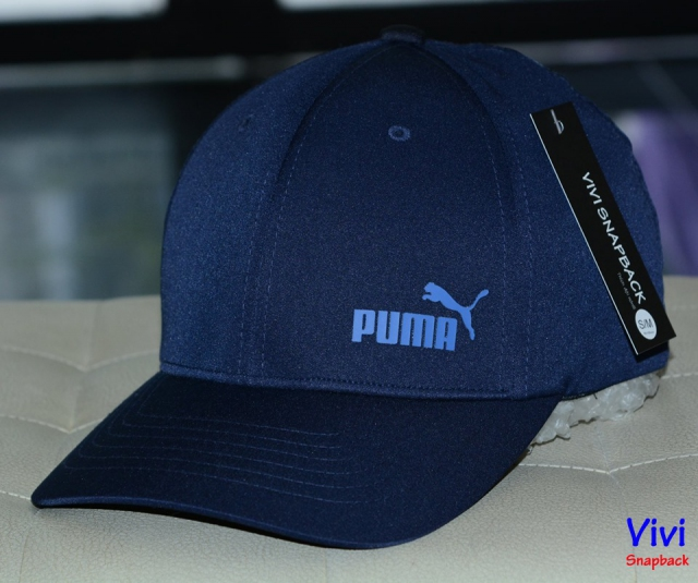 Puma Force Basics Flexfit Cap Navy