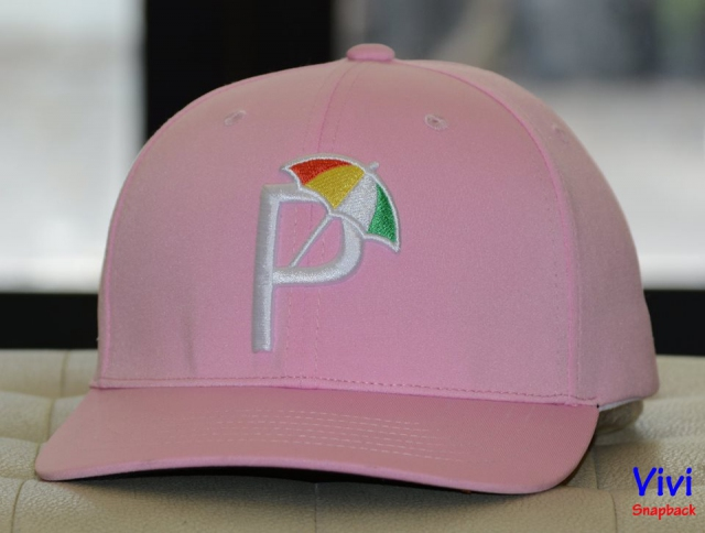 Puma Limited Edition Arnold Palmer Cap Pink