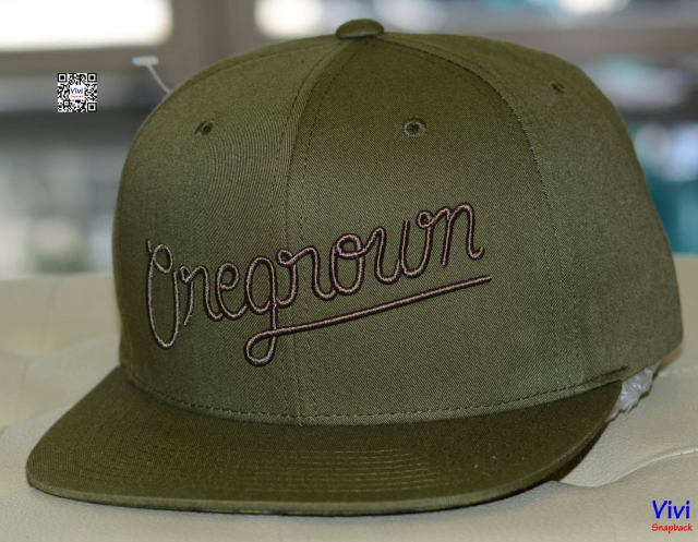Oregroun Snapback
