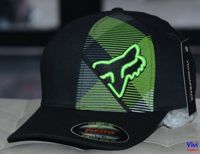 Nón Fox Racing Flexfit Hat