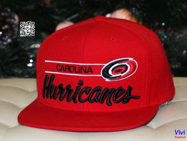 Mitchell & Ness Hurricanes Snapback