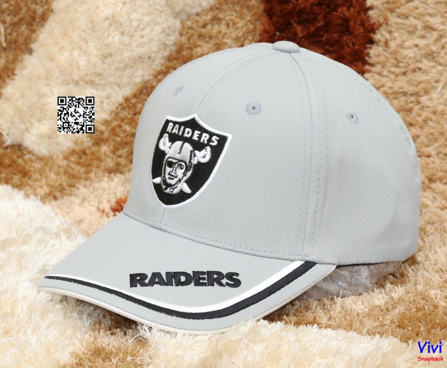 Nón lưỡi trai Raiders