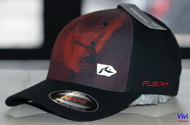 Nón Rusty Flexfit 5 Panel Cap 2Tone