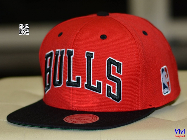 Mitchell & Ness NBA Bulls Snapback