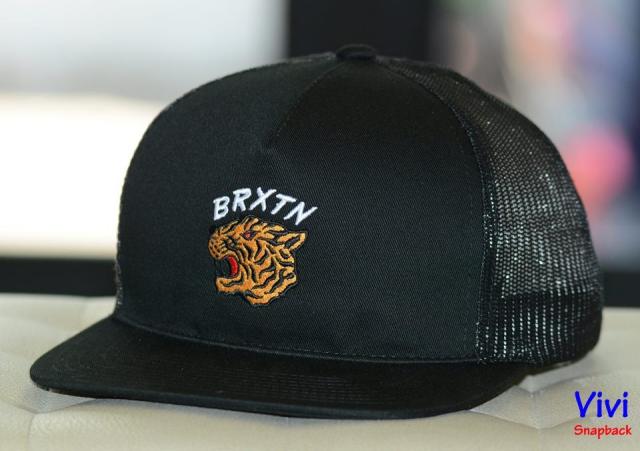 Brixton Brxtn Trucker Snapback
