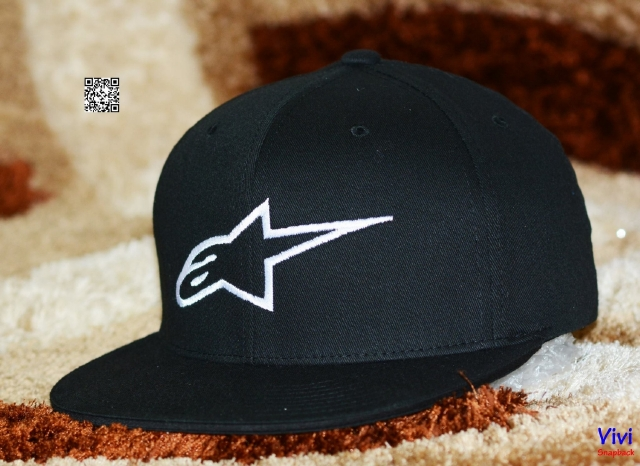 airplane fitted snapback