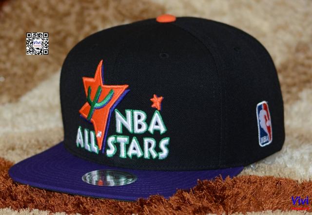 Mitchell & Ness Phoenix 1995 NBA All Star Game Snapback