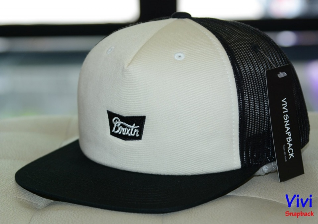 Brixton Stith LP Foam Trucker Snapback