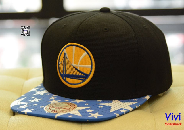 Mitchell & Ness Golden State Warriors Snapback