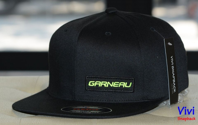 Garneau Venture Fitted Snapack Black
