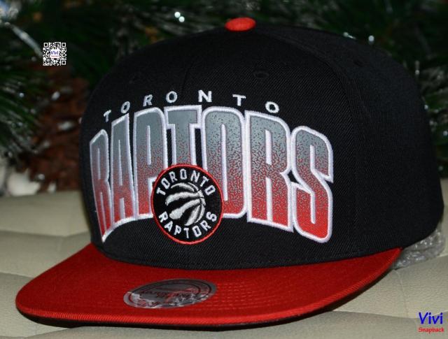 Mitchell & Ness Toronto Raptors Snapback