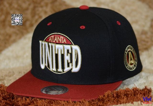 Mitchell & Ness Atlanta United FC 2Tone Snapback
