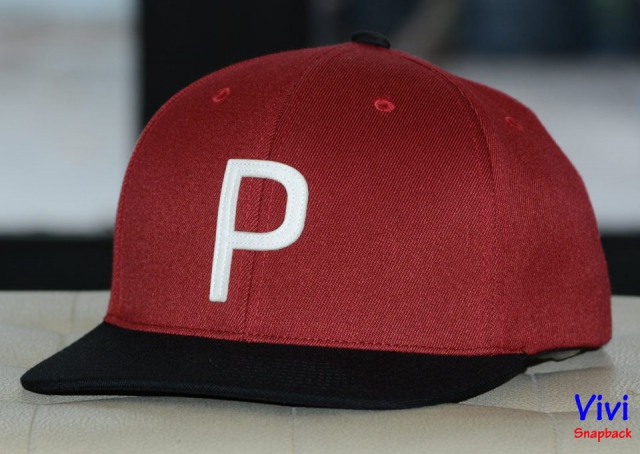 Puma Throwback P Cap 2Tone