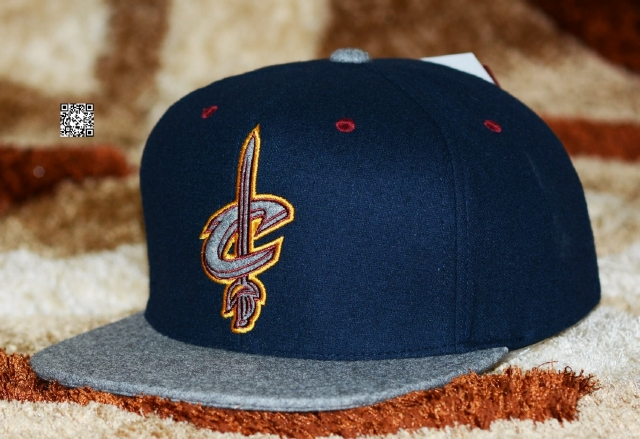 Mitchell & Ness Cleveland Cavaliers Snapback