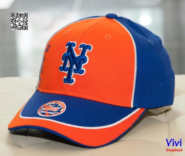 Nón lưỡi trai New York Mets Dalrymple