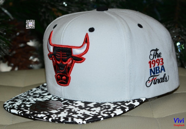 Mitchell & Ness The 1993 NBA Finnals Snapback